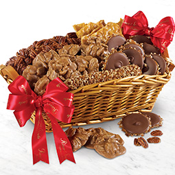 Holiday Grab Basket