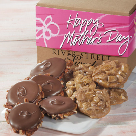 Mothers Day Box of Pralines & Bear Claws