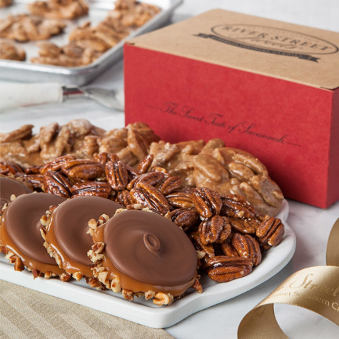 Classic Collection of Pralines, Bear Claws & Glazed
