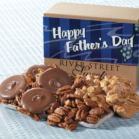 Fathers Day Collection of Pralines, Bear Claws & Glazed Pecans