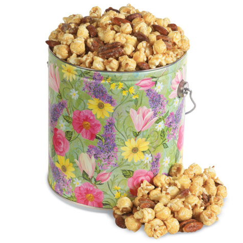 Mother's Day Nutty Caramel Popcorn Pail