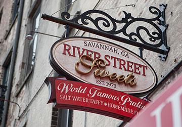 Summer New from River Street in Savannah