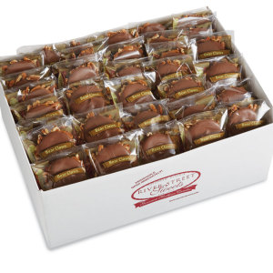 Bear Claw Bulk Cases - Milk Chocolate Bear Claw 100 Count Case