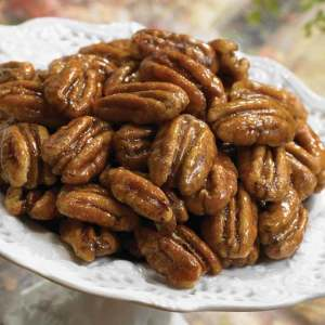 Glazed Pecans - 1lb Gift Bag