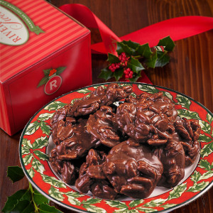 Holiday Box of Chocolate Pralines