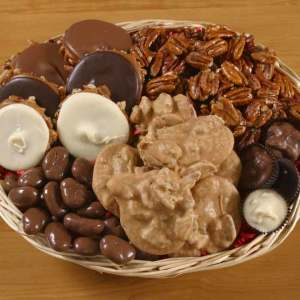 Office Party Basket 7-8 Person