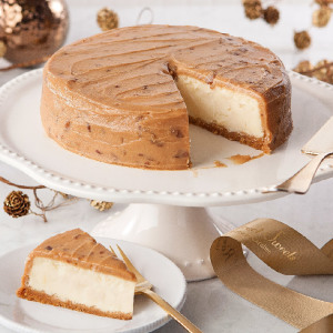 Praline Cheesecakes