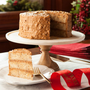 Praline Layer Cake - Praline Layer Cake