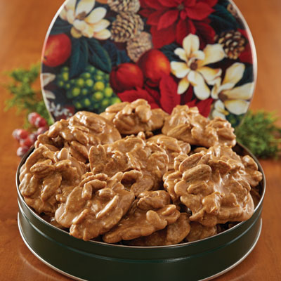 Holiday Tin of Original Pralines