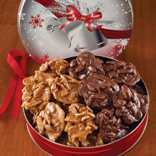 Gift Tin of Chocolate & Original Pralines