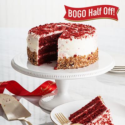 Red Velvet Layer Cakes