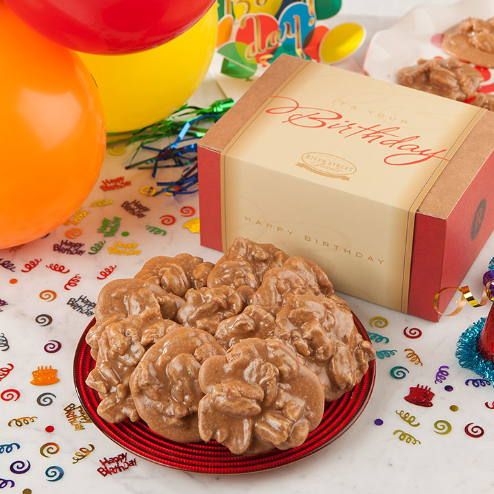 Pecan Praline Birthday Box
