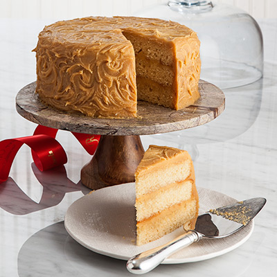Southern Caramel Layer Cakes