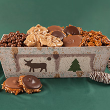 Christmas in The Pines Tray
