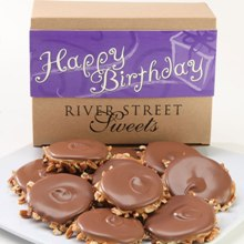 Birthday Box of Milk Chocolate Bear Claws