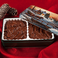Gift Tin of Combo Fudge