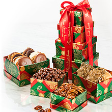 Holiday Jewels Gift Tower