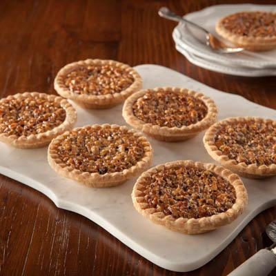 Mini Pecan Pies