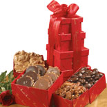 Candy Gift Towers