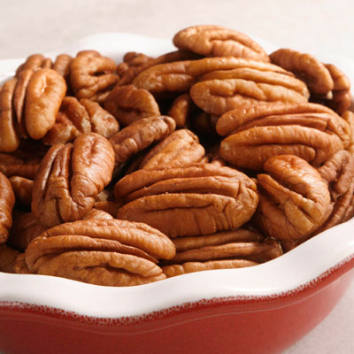 Raw Shelled Pecans 1lb Bag