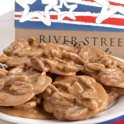 Stars & Stripes Box of Original Pralines